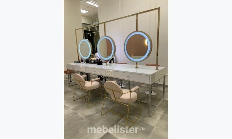 Мебель для Салона Красоты (мебельное производство) от Servant.Design. Офисная мебель, Офисный стол, Офисный шкаф, стеллаж, полка, Офисное кресло, стул, Офисный диван, Офисная тумба