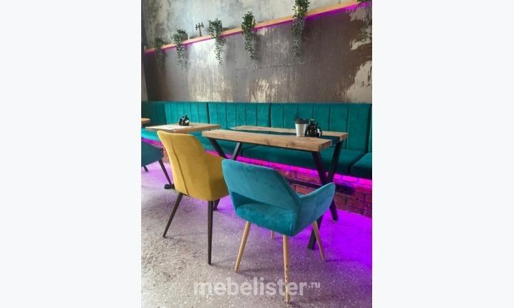Мебель для кафе, бара, ресторана (производство мебели) от Servant.Design. Обеденная группа, Обеденная группа со стульями, Обеденная группа с табуретами, Обеденная группа с креслами, Обеденная группа с диваном